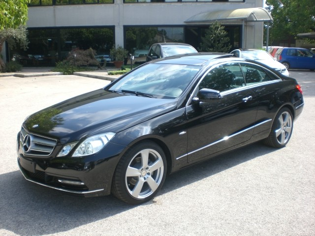 Mercedes-Benz Classe E coupè