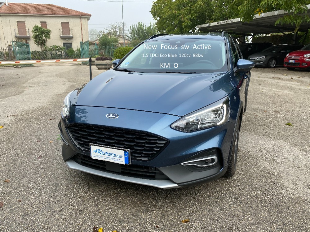 Ford New Focus sw
